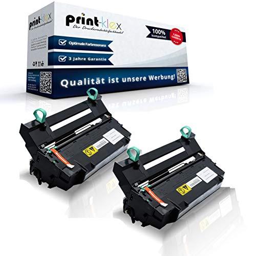 2x Kompatible Trommeleinheiten für Kyocera MFP DP FS 1120 D FS 1120 DN FS 1120 MFP FS 1350 N FS 1350 Series 302H493010 DK-150 DK150 DK 150 Trommel Drum - Office Print Serie