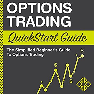 Options Trading: QuickStart Guide audiobook cover art