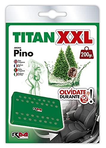 Rolmovil, 11658 Ambientador Lata Titan RM, Verde Pino