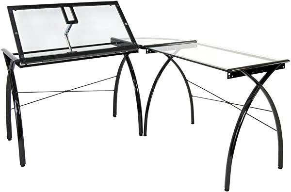 Adjustable Drawing Desk Drafting Table Workcenter Tilt Arts Crafts Desk Futura LS Workcenter Skroutz Deals