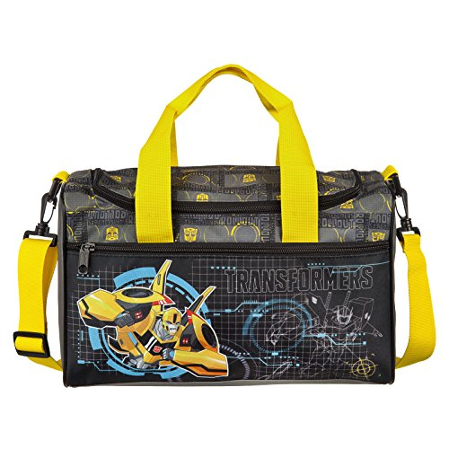 Primus-Versand Transformers - Schulsporttasche Sporttasche Schwimmtasche Freizeittasche Kindertasche SCOOLI Undercover (Transformers)