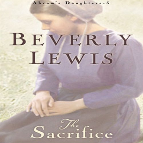 The Sacrifice audiobook cover art