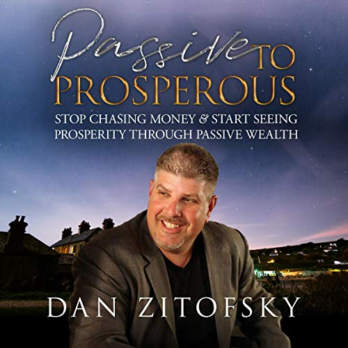 Passive to Prosperous audiobook cover art