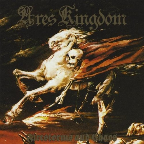Blue Harvest (Demo 1997) by Ares Kingdom on Amazon Music