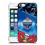 Head Case Designs Officiel NFL Panthers VS. Buccaneers 2019 London Games Coque Dure pour l'arrière Compatible avec iPhone 5...