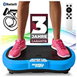 Miweba Sports Fitness 2D Vibrationsplatte MV100-3 multidimensionale Vibrationszonen - Oszillierend -...