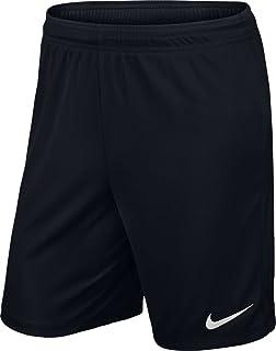 NIKE Men's Park II Knit Shorts ohne Innenslip Football