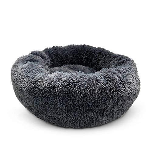 Hondenmand Snoozle - Superzacht en Luxe - Fluffy - Wasbaar (XXL - 100cm, Grijs)