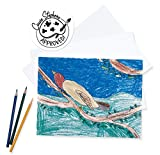 PACON Sketch Pads and Drawing Paper (PAC4712), White, 12'x18'