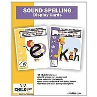 [チャイルドファースト]Child1st Publications Sound Spelling Display Cards SSDC [並行輸入品]