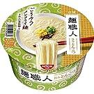 日清 麺職人 とんこつ 81g ×12個