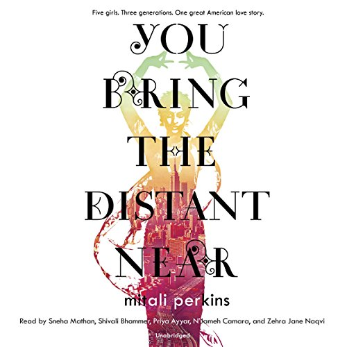 You Bring the Distant Near audiobook cover art