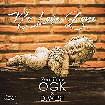 No Love Zone (feat. D West)