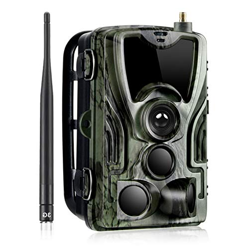 AKlamater Nachtsicht, Hirschjagd, Outdoor HD, wasserdicht, Nachtsicht, Infrarot-Kamera, Cellular Tracking Kamera, Wildkamera