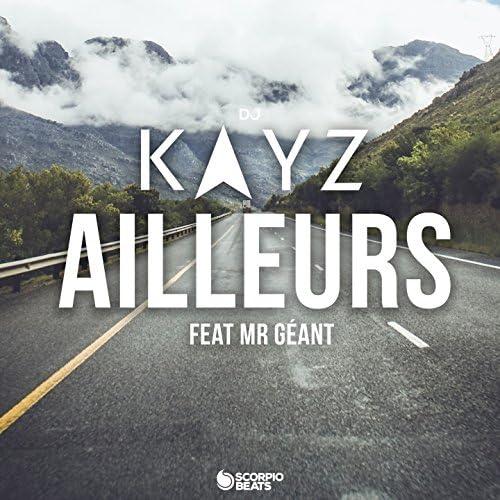 DJ Kayz feat. Mr. Géant