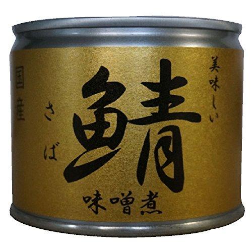 伊藤食品 美味しい鯖 味噌煮190g