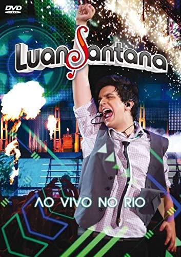 Luan Santana - Luan Santana - Ao Vivo No Rio - [DVD]