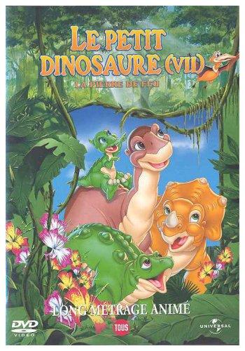 Petit Dinosaure: La Pierre De Feu, Volume 7