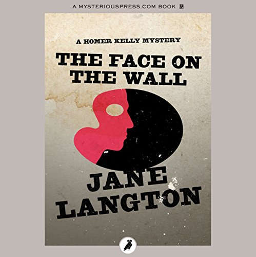 The Face on the Wall audiobook cover art