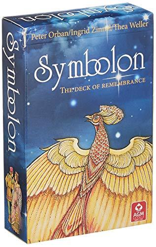 Symbolon - The Deck Of Rememberance - English Giant XL Edition: The Deck Of Remembrance