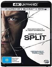 Split (4K Ultra HD + Blu-ray)