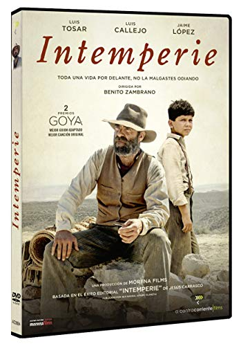 Intemperie [DVD]