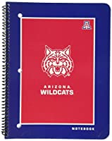 PerfectタイミングTurner Arizona Wildcatsノートブック、2パック( 8091144)