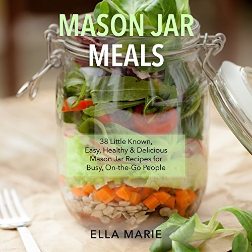 Mason Jar Meals cover art