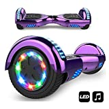 MARKBOARD Overboard Bluetooth 6.5 Pouces, Gyropode Hover Scooter Board Roues...