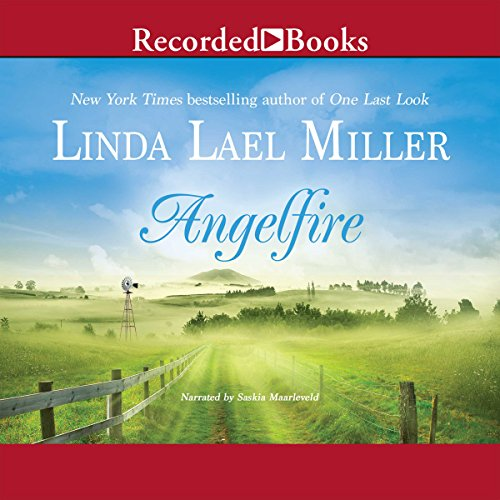 Angelfire audiobook cover art