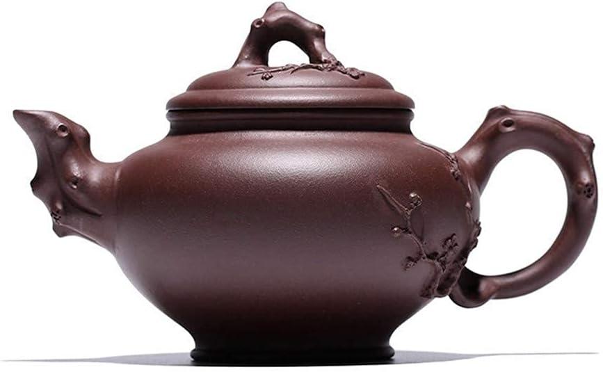 HUAXUE Teapot Japanese, New Tea Clay Purple price Award Cup Pure