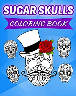 Best easy sugar skull coloring pages Reviews