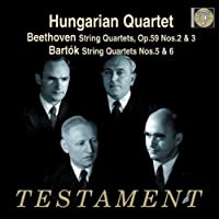 String Quartets Nos.8 & 9/String Quartets Nos.5 &