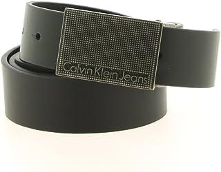 181c758776761 Calvin Klein - Cinturón - para hombre negro negro 110 (L) x 3.5 (