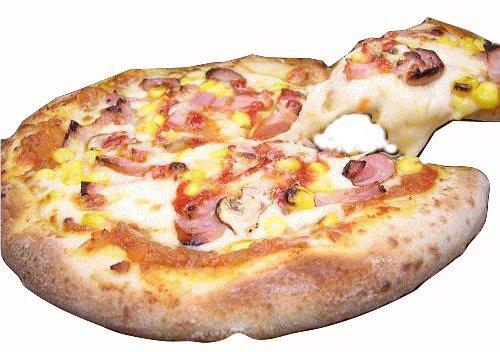 ピザハウスロッソ ミートソースPIZZA 直径20cm(8インチ)