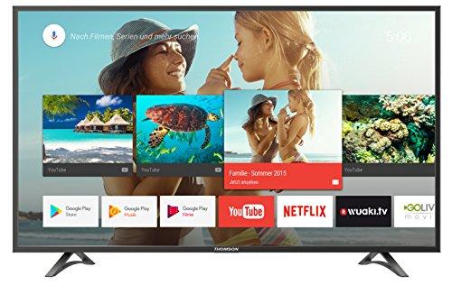 Thomson 43UC6406 109 cm (43 Zoll) Fernseher (Ultra HD, Triple Tuner, Smart TV)
