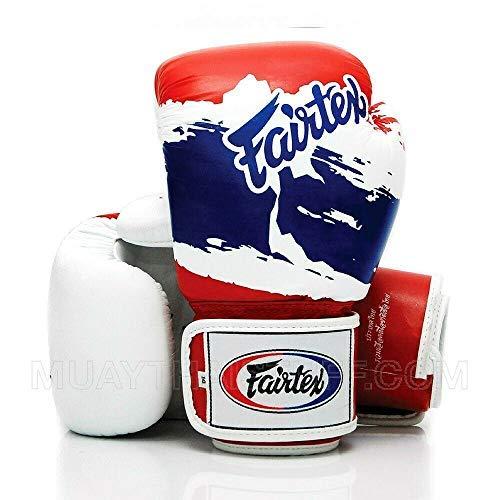Fairtex BGV1 Boxhandschuhe, 3-farbig,...