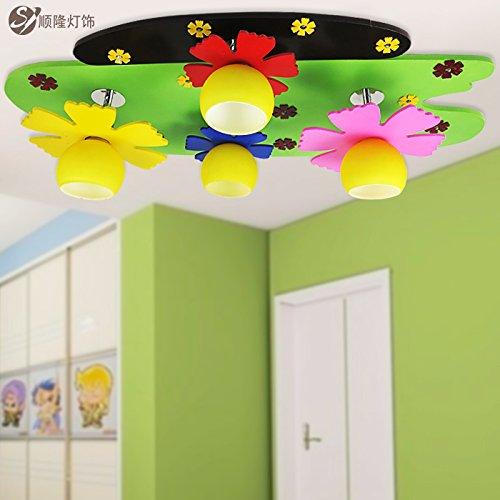 owow simple moderne salle pour enfants merveilleux et refroidir le LED à économie d'énergie Plafonnier pour les garçons ou filles séjour Décoration plein d'imagination, 740 * 380 * 220 mm