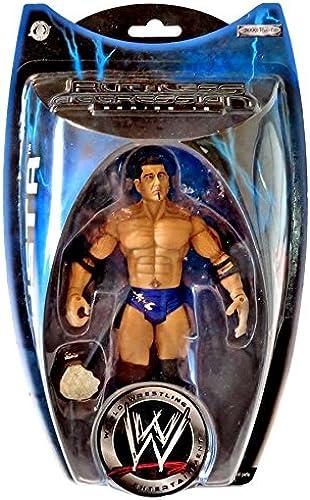WWE Jakks Pacific Wrestling Action Figure Ruthless Aggression Series 16 Batista by Jakks Pacific