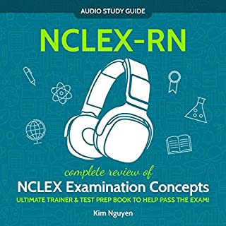 NCLEX-RN AudioLearn (Audiobook) by AudioLearn Authors