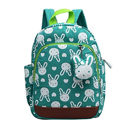 Anti-Lost Children's Backpacks Cute Cartoon Backpack Kids School Bags Girls Bag 1-6 Years Old CN003