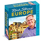Rick Steves  Europe Page-A-Day Calendar 2020