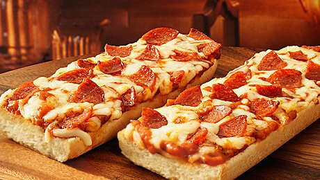 STOUFFERS PIZZA FRENCH BREAD PEPPERONI FROZEN FOOD 11.25 OZ PACK OF 3