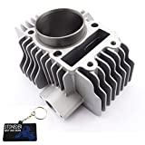 Stoneder Yx150Moteur Cylindre 60mm pour chinois Yx 150cc Pit Dirt Pitmotard Mini moto de motocross