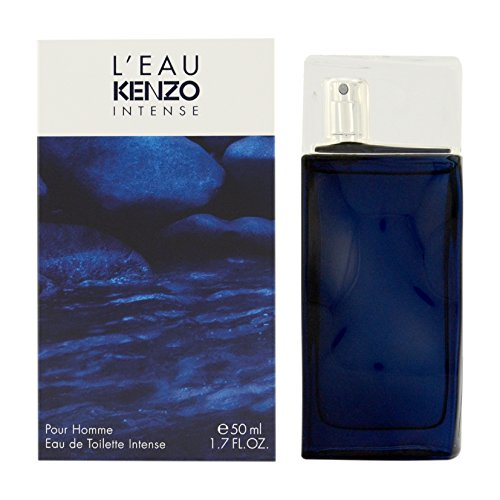 Perfume L'Eau Intense - Kenzo - Eau de Toilette Kenzo Masculino Eau de Toilette
