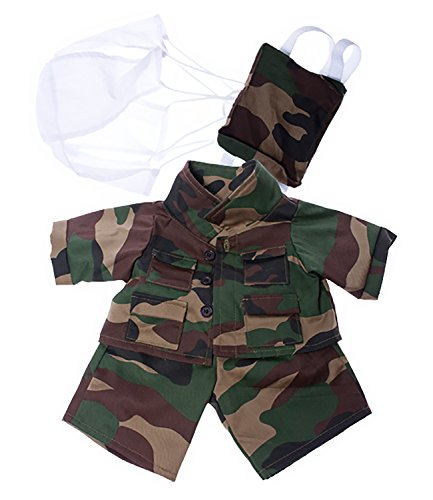 Special Forces Outfit with Badge Fits Most 8