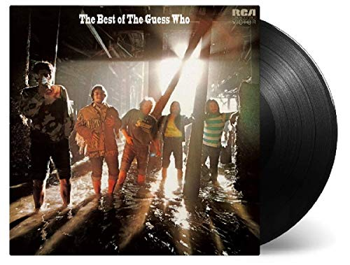 Best of the Guess Who [Vinyl LP]
