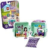 LEGO Friends Il Cubo della Moda di Emma, Giocattolo da Collezione per Bambini di 6 Anni con 1 Mini Bambolina, 41668