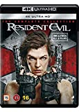 The Resident Evil 1-6 Collection - 6-Disc UltraHD Set ( Resident Evil / Resident Evil: Apocalypse / Resident Evil: Extinction / Resident Evil: Afterlife / Resid [ Dänische Import ] (Blu-Ray)