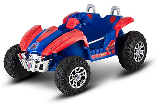Kid Trax Dune Buggy Spiderman...